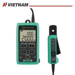 ampe kìm DC Kyoritsu 2500 (0.01mA x 250.0mA) chính hãng ,giá tốt nhất