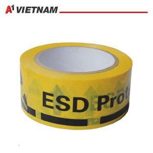 băng dính chống tĩnh điện dán nền ESD 50mm dai 25m chính hãng giá tốt