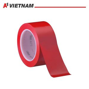 băng dính dán nền màu đỏ 50mmx33m chính hãng ,giá tốt nhất