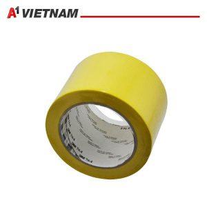băng dính dán nền màu vàng 50mmx33m chính hãng ,giát tốt nhất