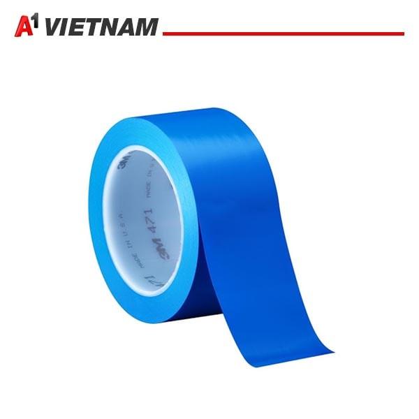 băng dính dán nền màu xanh da trời 50mm dai 33m chính hãng ,giá tốt nhất