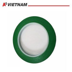 băng dính dán nền màu xanh lá 10mmx33m lõi nhựa chính hãng ,giá tốt nhất