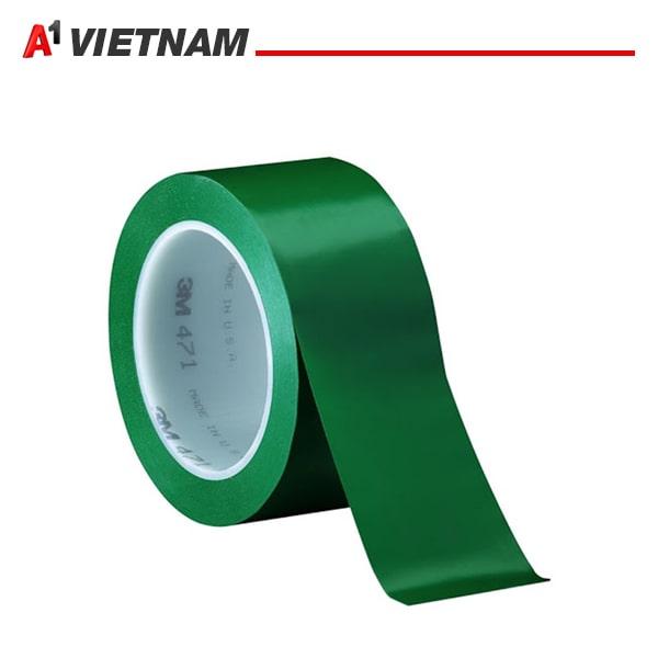 băng dính dán nền xanh lá 50mmx33m chính hãng ,giá tốt nhất