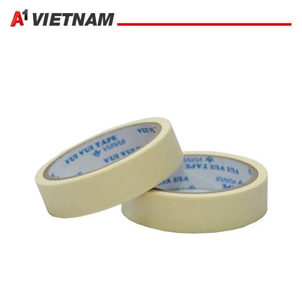 băng dính giấy trắng 2cm chính hãng ,giá tốt nhất