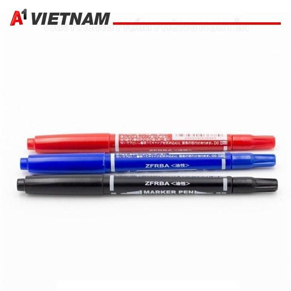 bút dạ kính nhật đen - 03 ZFRBA chính hãng ,giá tốt nhất