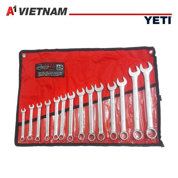 cờ lê Yeti 8-24mm 16 chi tiết chính hãng tại Việt Nam ,giá tốt nhất