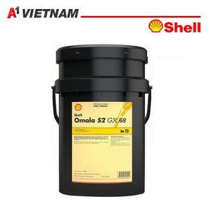 dầu shell omala s2 gx68 chính hãng giá tốt