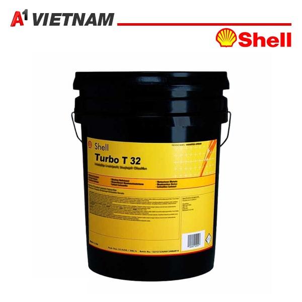 dầu shell turbo t32 chính hãng giá tốt