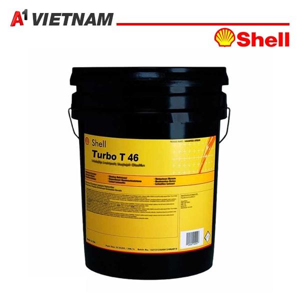 dầu shell turbo t46 chính hãng giá tốt