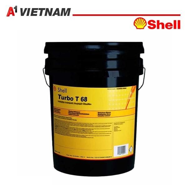 dầu shell turbo t68 chính hãng giá tốt