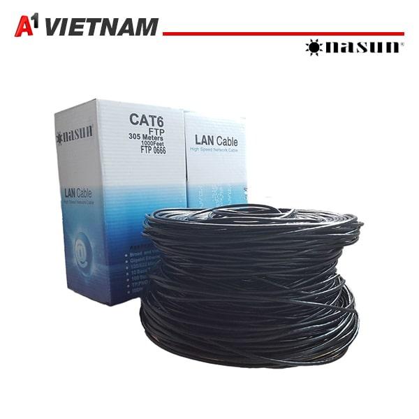 dây mạng Nasun Cat 6 chính hãng tại Việt Nam ,giá tốt nhất