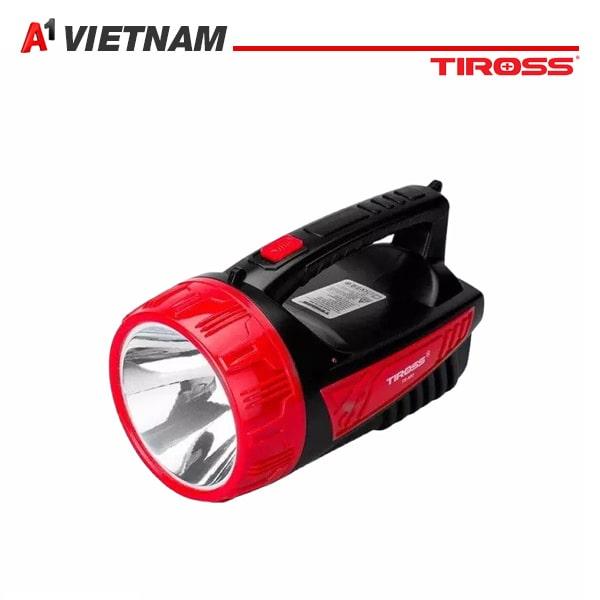 đèn pin Tiross TS 682 chính hãng tại Việt Nam ,giá tốt nhất