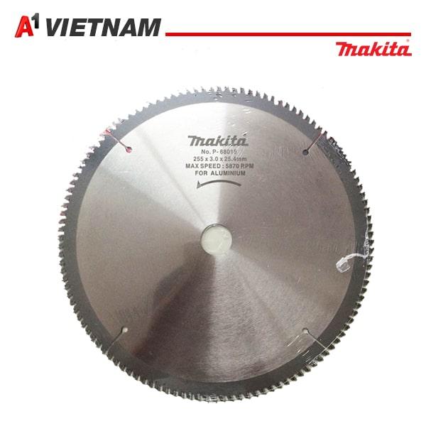 lưỡi cưa cắt nhôm makita 255x25.4x3mm chính hãng tại Việt Nam ,giá tốt nhất