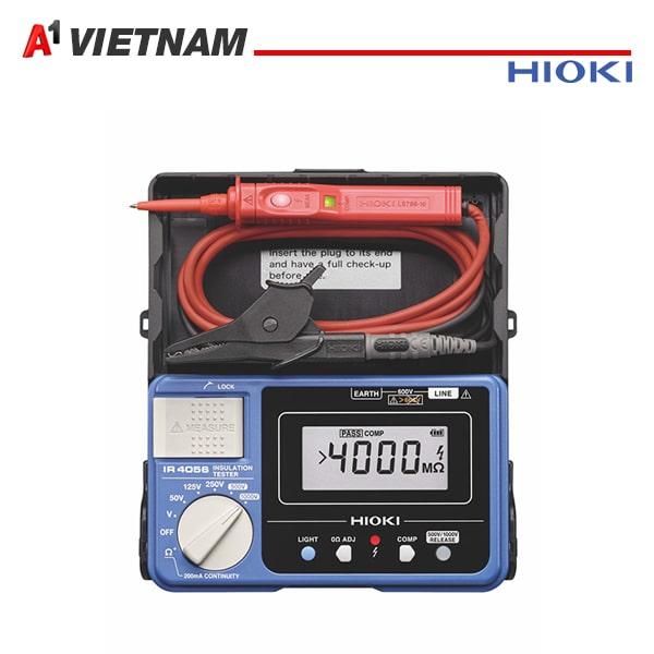máy đo điện trở cách điện Hioki IR4056-21 chính hãng tại Việt Nam ,giá tốt nhất