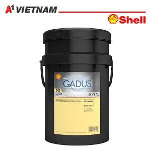 mỡ shell gadus s2 u460 l 2 chính hãng giá tốt