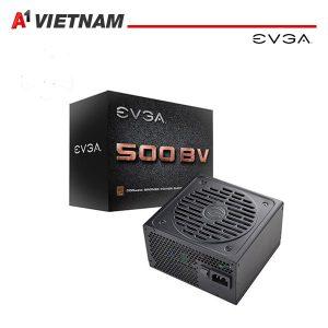 nguồn EVGA 500w fan 12cm 80 plus bronze 100-BV chính hãng tại Việt Nam ,giá tốt nhất