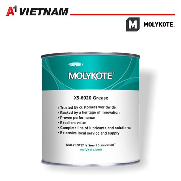 mỡ molykote x5-6020