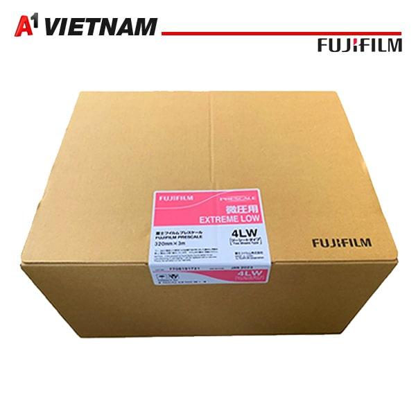 Phim đo lường áp lực FUJIFILM PRESCALE 4LW: Chính Hãng tại Việt Nam, Giá Tốt