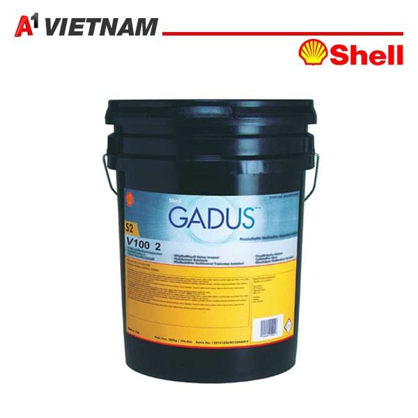 Shell Gadus S2 V100 1,2,3 chính hãng giá tốt nhất