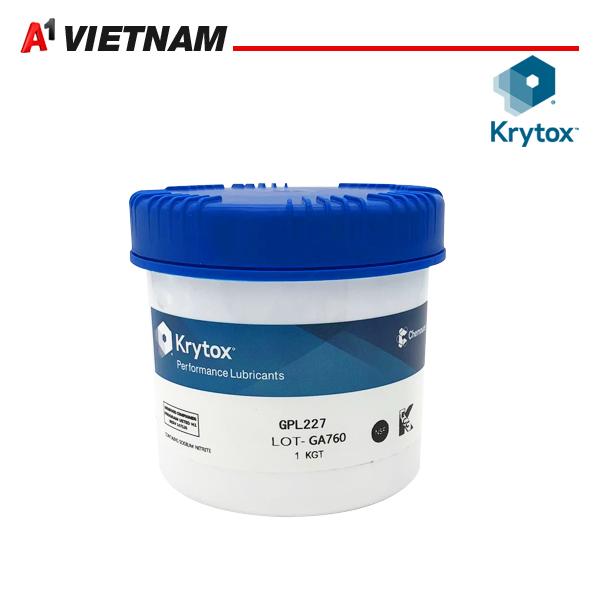 Mỡ KRYTOX GPL227: Chính Hãng, Giá Tốt tại Việt Nam