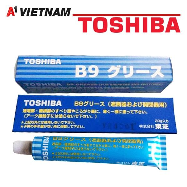 Mỡ TOSHIBA B9 GREASE: Chính Hãng, Giá Tốt tại Việt Nam